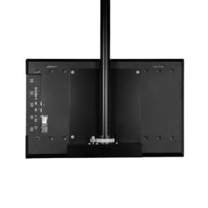 MonLines TV Deckenhalterung elektrisch schwenkbar - Rückansicht