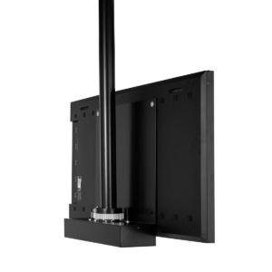 MonLines TV Deckenhalterung elektrisch schwenkbar - Seitenansicht