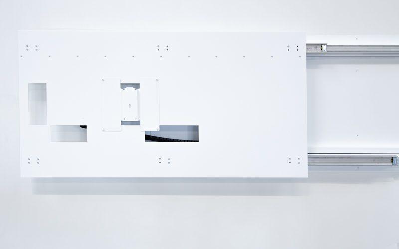 MonLines elektrische TV Wandhalterung