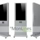 MonLines Indoor Stele mobil