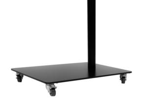 Bodenplatte TV Ständer