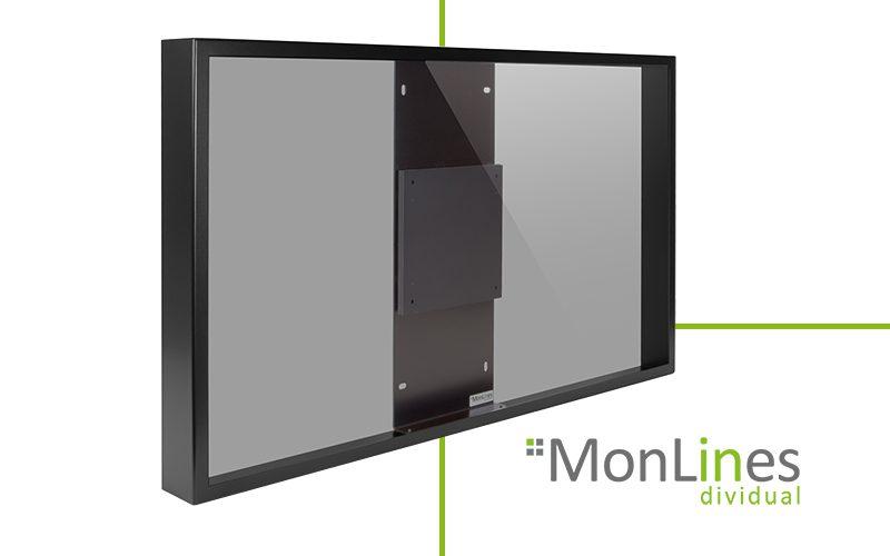 MonLines MSG Monitor Schutzgehäuse für Philips BDL4830QL