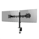 MonLines MTH011 schwenkbare Tischhalterung für 2 Monitore