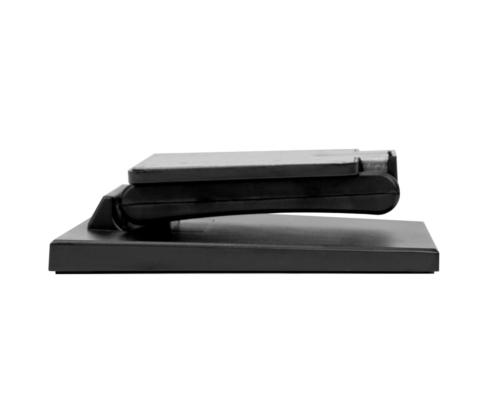 MonLines MTS700B Touchscreen Tisch Ständer, zusammen geklappt