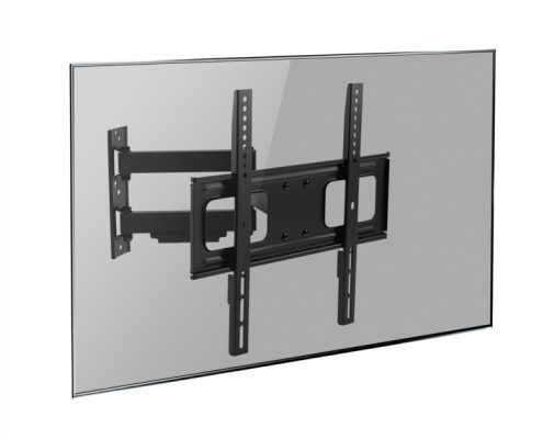 MonLines MWH003B schwenkbare TV Wandhalterung