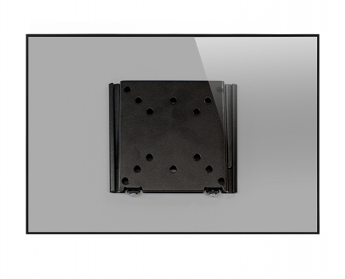 MonLines MWH004B extra flache Monitor Wandhalterung
