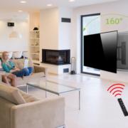MonLines mySwing M05 elektrische TV Wandhalterung 50 - 70 Zoll
