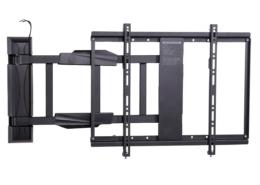 MonLines mySwing elektrische TV Wandhalterung 50-70 Zoll, schwarz