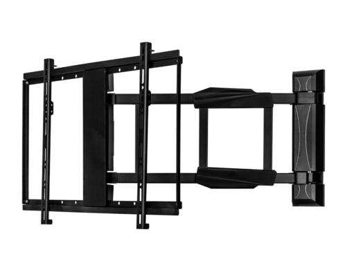 MonLines mySwing MSM05 elektrische TV Wandhalterung 50-70 Zoll, schwarz, schwenkbar