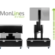 MonLines myTVLift Case für den Transport