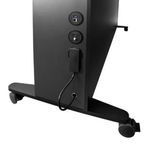 MonLines SideB 86 TV Sideboard mit elektrischem Lift 86 Zoll