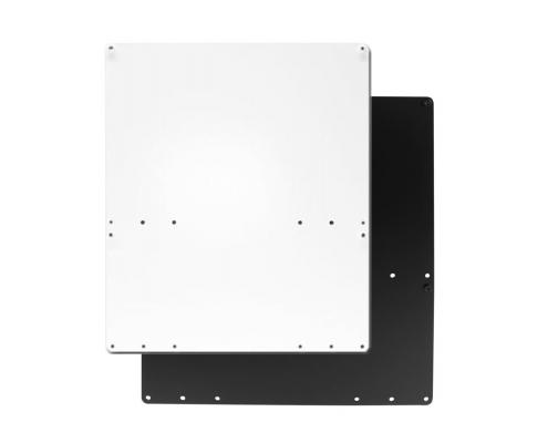 MonLines V011 VESA Adapter für LG OLED G6 E6 C6 B6 Schwarz Weiß
