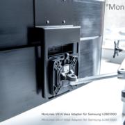 MonLines V014 Vesa Adapter für Samsung U28E590D