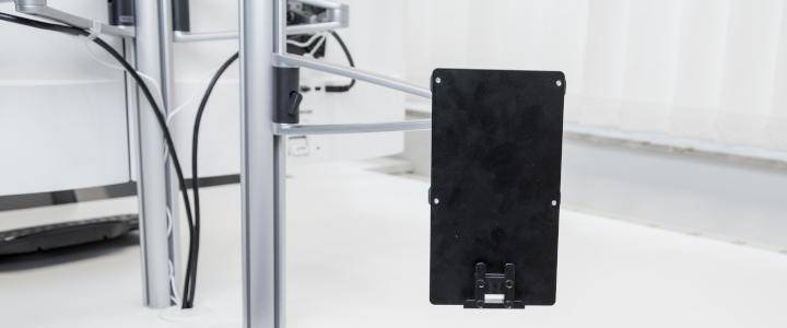 MonLines V018B VESA Adapter für ViewSonic Monitore