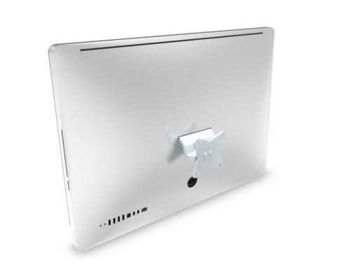 MonLines V019 VESA Adapter für Apple iMac Anwendungsbeispiel