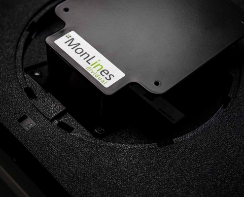 MonLines V052 VESA Adapter für Samsung 32UR59C / U32R594CWU