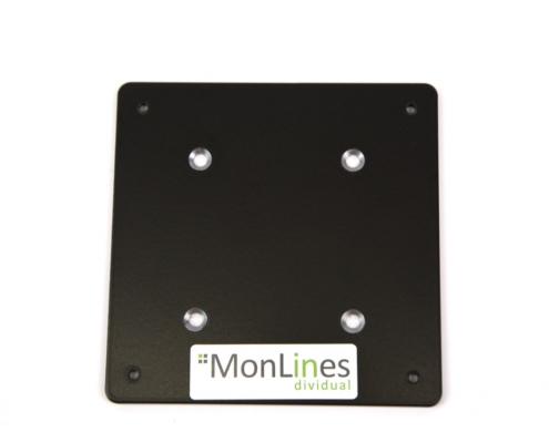 MonLines V066 VESA Adapter für Samsung LC27HG70