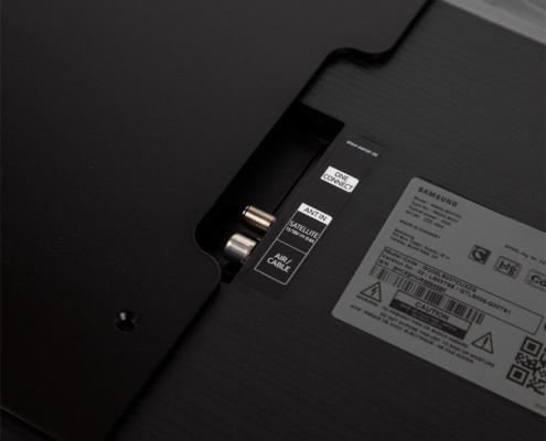 MonLines V071 VESA Adapter für Samsung Frame 32 Zoll QE32LS03T, Detailansicht