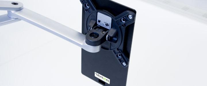 MonLines ViewSonic VESA Adapter Monitorhalterung